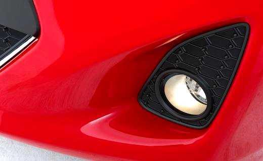 TYA-312 2012 Yaris Hatchback Fog Light Kit