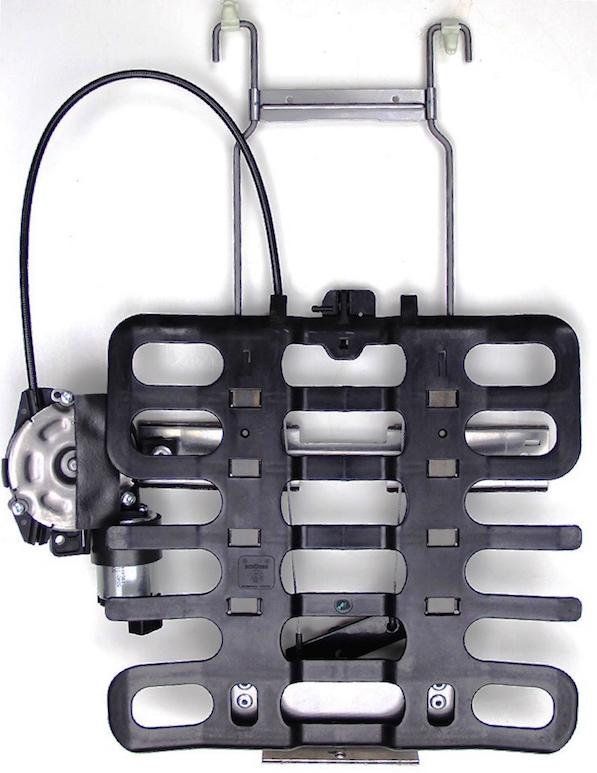 2-wayPower Lumbar Support