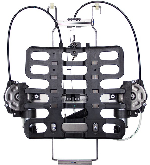 4way Power Lumbar Support