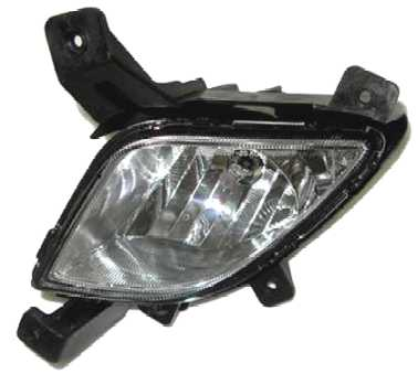 11-12 Hyundai Tucson Fog Light Kit