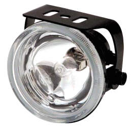 Round Fog Light Kit 2.5in