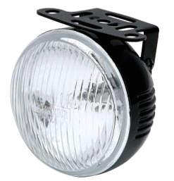 Round Fog Light Kit 3.5in