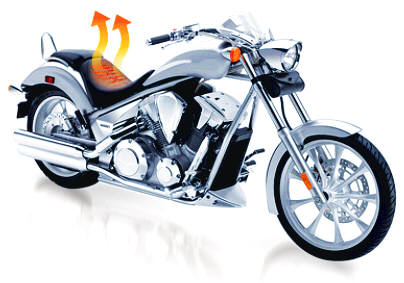 Motorcycle Heater