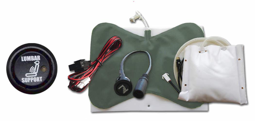 Power Pneumatic Lumbar Support