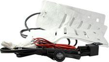 Seat Vent Kit - Optional Heater