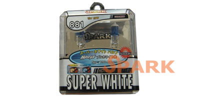 Spark White Package