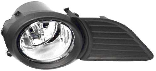 11-12 Toyota Sienna Fog Lamp Kit