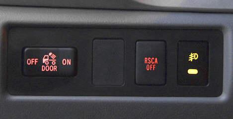 Toyota Tundra Fog Light Dash Mount Switch