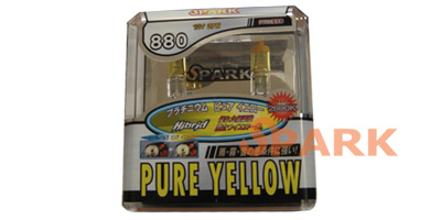 Spark Yellow Package