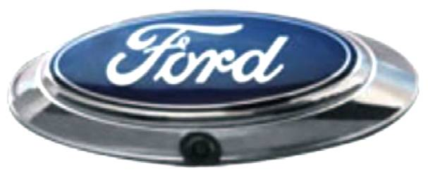 Ford Oval Logo Tailgate Camera