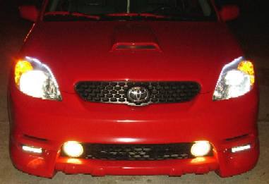 DRL & Flexible LED
