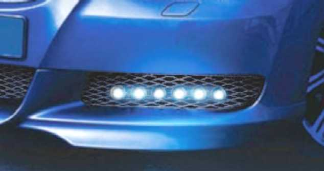 Donmar Led Accent And Daytime Running Lights