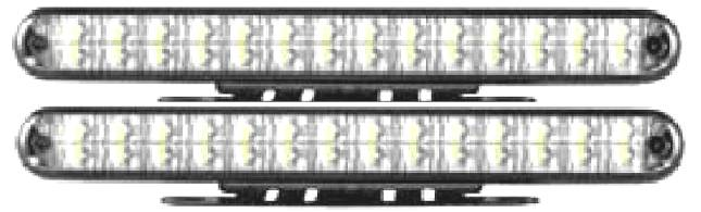 Value Series TF1060 LED DRL