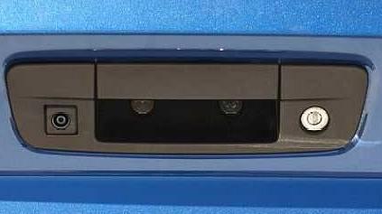 Dodge Tailgate Camera