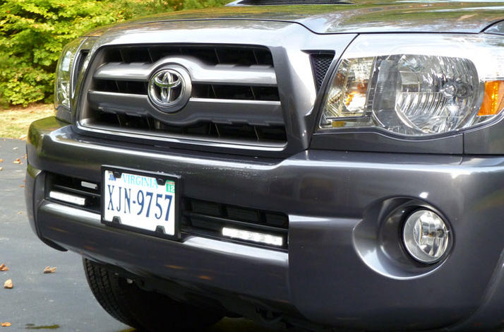 DRL8 in Toyota Tacoma