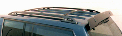 Donmar Luggage Racks