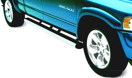 Edge Series Running Board
