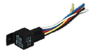 Relay w/ Prewired Socket