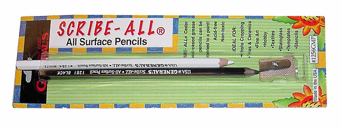 ScribeAll Marking Pencils