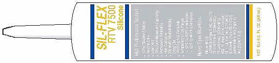 RTV7500 Silicone