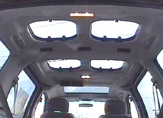 Quad PopUp - photos courtesy Oklahoma Sunroof