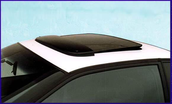 Custom-Fit Wind Deflector