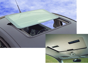 SKYROOF� LSS Sunroof