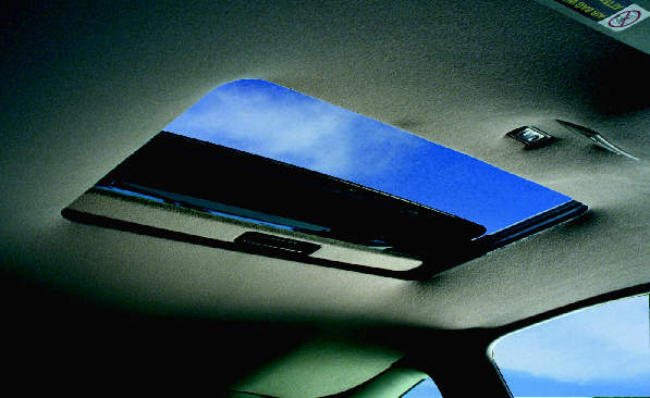 SKYROOF® SS Sliding Shade Interior