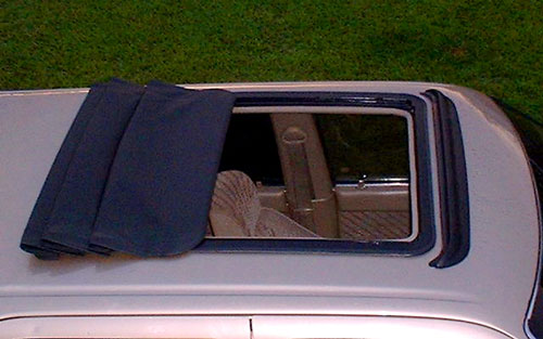 4Runner w/ Folding Sunroof