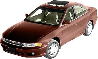 Solaire 3200 in 1999 Mitsubishi Galant