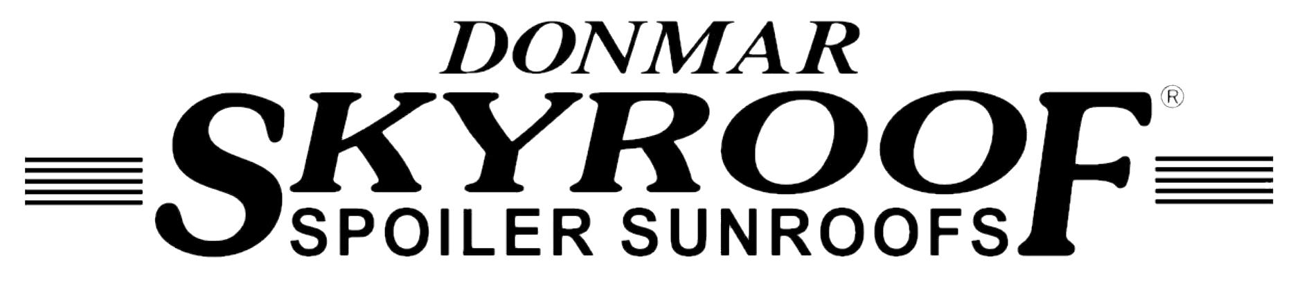 DONMAR Skyroof Spoiler Sunroofs