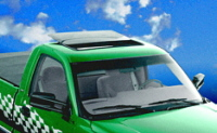 Solaire 3630 Spoiler Sunroof - giant 20x41